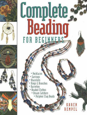 Complete Beading for Beginners (BOK)