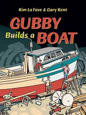 Gubby Builds a Boat (BOK)