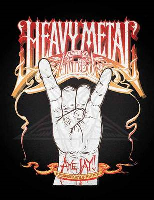 The Heavy Metal Fun Time Activity Book (BOK)