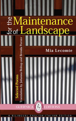 For the Maintenance of Landscape (BOK)