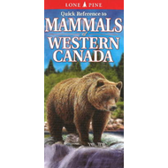 Quick Reference to Mammals of Western Canada (BOK)