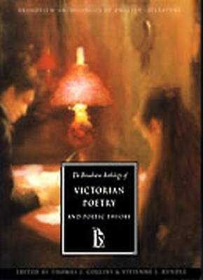 Broadview Anthology of Victorian Poetry and Poetic Theory  C (BOK)