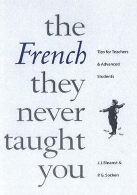 French They Never Taught You (BOK)