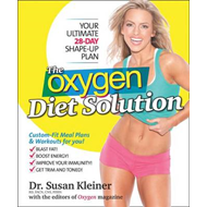 The Oxygen Diet Solution: Your Ultimate 28-day Shape-up Plan (BOK)