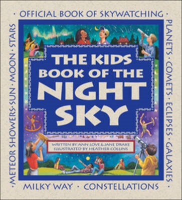 Kids Book of the Night Sky (BOK)