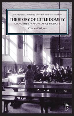 The Story of Little Dombey and Other Performance Fictions (BOK)