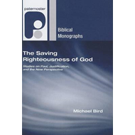 The Saving Righteousness of God: Studies on Paul, Justification and the New Perspective (BOK)