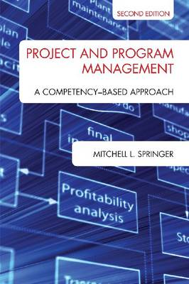 Project and Program Management: A Competency-Based Approach (BOK)