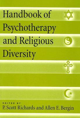 Handbook of Psychotherapy and Religious Diversity (BOK)