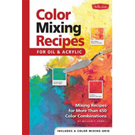 Color Mixing Recipes for Oil & Acrylic (BOK)