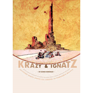 Krazy and Ignatz 1937-1938: Shifting Sands Dusts Its Cheek in Powdered Beauty (BOK)
