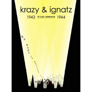 Krazy and Ignatz 1943-1944: He Nods in Quiescent Siesta (BOK)