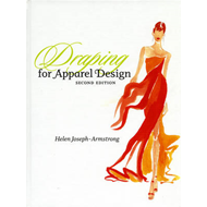 Draping for Apparel Design (BOK)