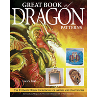 Great Book of Dragon Patterns: The Ultimate Design Sourcebook for Artists and Craftspeople (BOK)