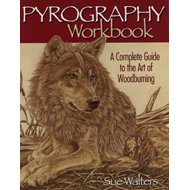 Produktbilde for Pyrography Workbook (BOK)