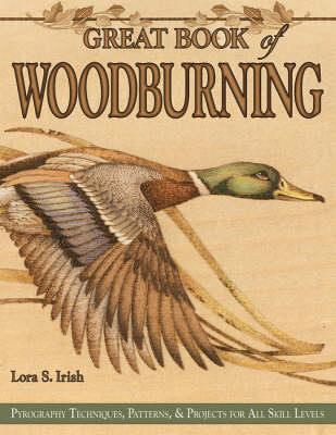 Great Book of Woodburning (BOK)