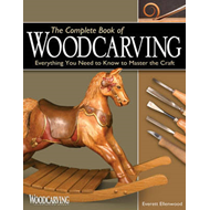 Complete Book of Woodcarving (BOK)