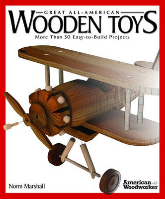 Great Book of Wooden Toys (BOK)