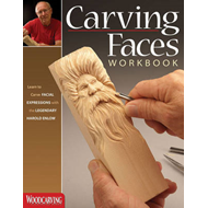 Carving Faces Workbook (BOK)