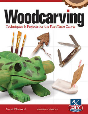 Woodcarving: Techniques & projects for the first time carver (BOK)