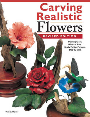 Carving Realistic Flowers (BOK)