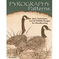 Produktbilde for Pyrography Patterns (BOK)