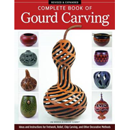 Complete Book of Gourd Carving (BOK)