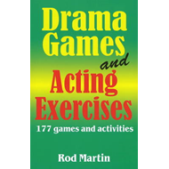 Drama Games and Acting Exercises (BOK)