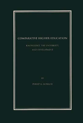 Comparative Higher Education (BOK)