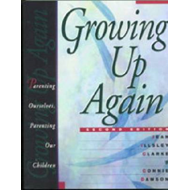 Growing Up Again: Parenting Ourselves, Parenting Our Children (BOK)