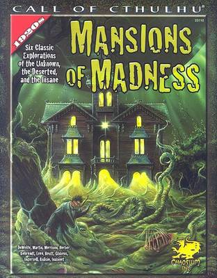 Mansions of Madness (BOK)