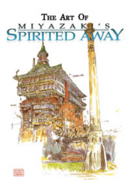"The Art of ""Spirited Away"" (BOK)"