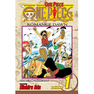 One Piece: v. 1: Romance Dawn (BOK)