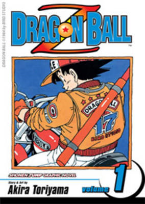 Dragon Ball Z, Vol. 1 (BOK)
