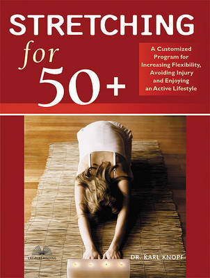 Stretching for 50+ (BOK)
