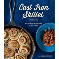 Cast Iron Skillet Cookbook (BOK)