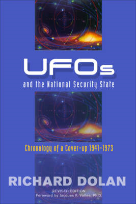 UFOs and the National Security State (BOK)