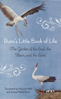 Rumi'S Little Book of Life (BOK)