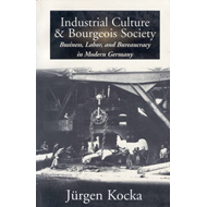 Industrial Culture and Bourgeois Society: Business, Labor and Bureaucracy in Modern Germany, 1800-19 (BOK)