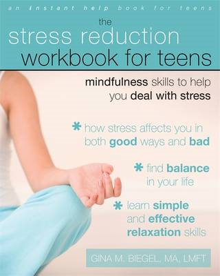 Stress Reduction Workbook for Teens (BOK)