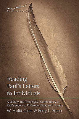 Reading Paul's Letters to Individuals (BOK)