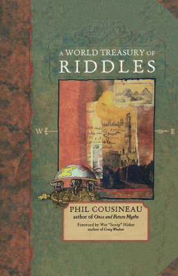 A World Treasury of Riddles (BOK)