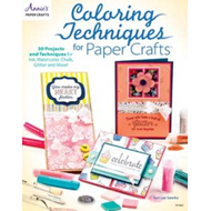 Coloring Techniques for Paper Crafts (BOK)