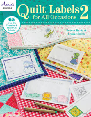 Quilt Labels for All Occasions 2 (BOK)