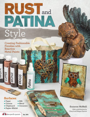 Rust and Patina Style (BOK)
