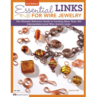Essential links for wire jewelry: The ultimate reference guide to creating more than 300 intermediat (BOK)