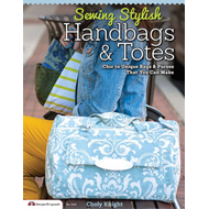 Sewing Stylish Handbags & Totes (BOK)