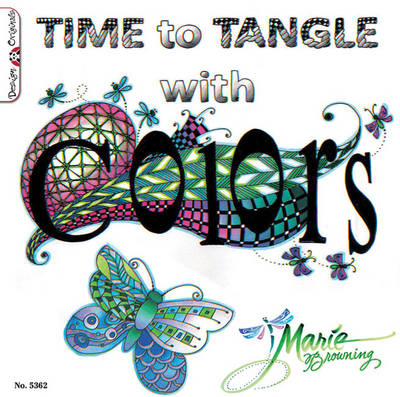 Time to Tangle with Colors (BOK)