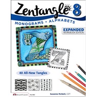 Zentangle 8, Expanded Workbook Edition (BOK)