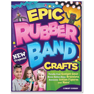 Epic Rubber Band Crafts (BOK)